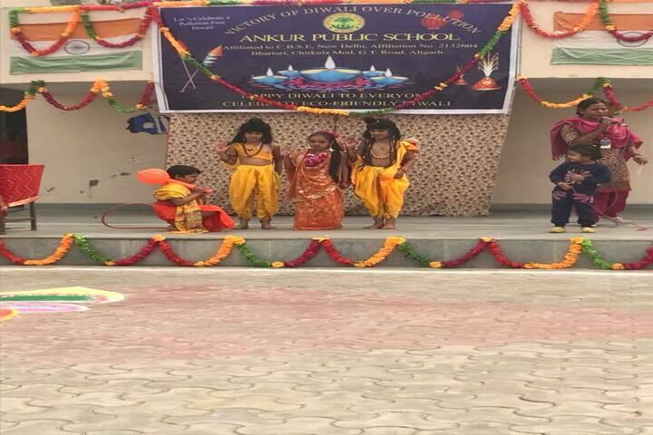 Ankur Public School-Drama