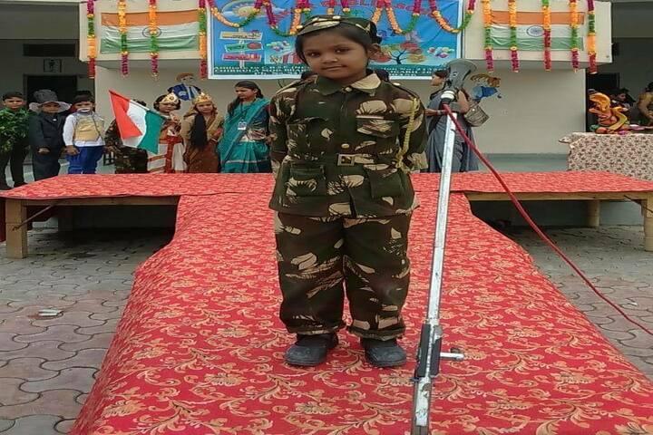 Ankur Public School-Fancy Dress Competition