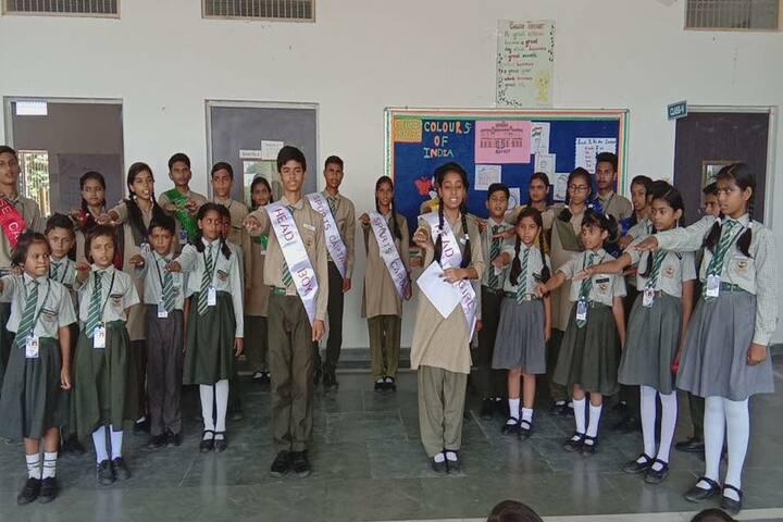 Ankur Public School-Investiture Ceremony