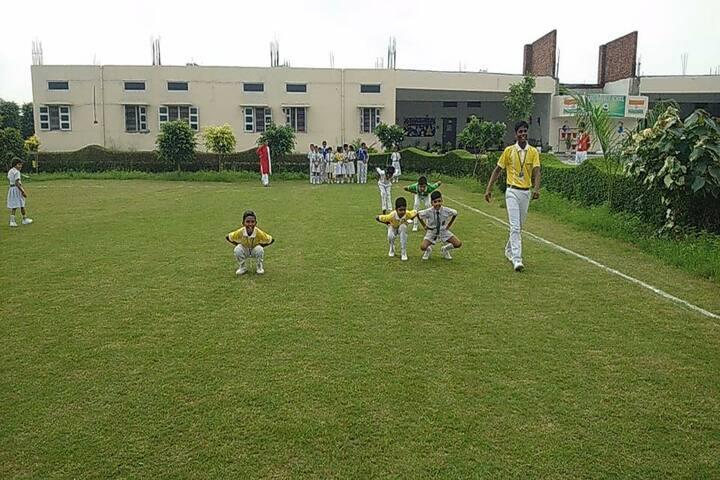 Ankur Public School-Playground