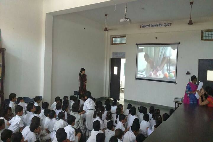 Ankur Public School-Smart Class