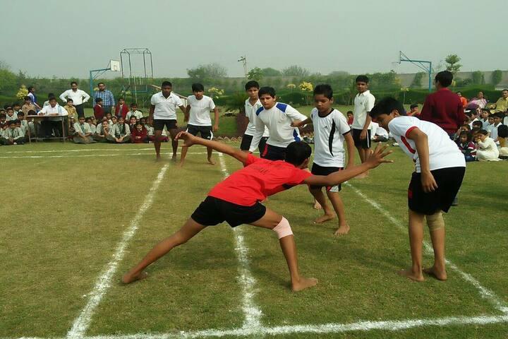 Ankur Public School-Sports