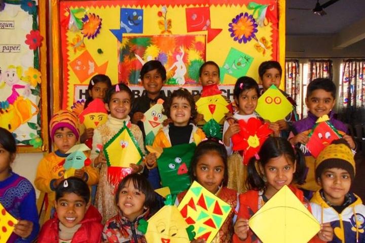 Annie Besant School-Kite Festival