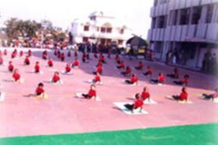 Annie Besant School-Yoga