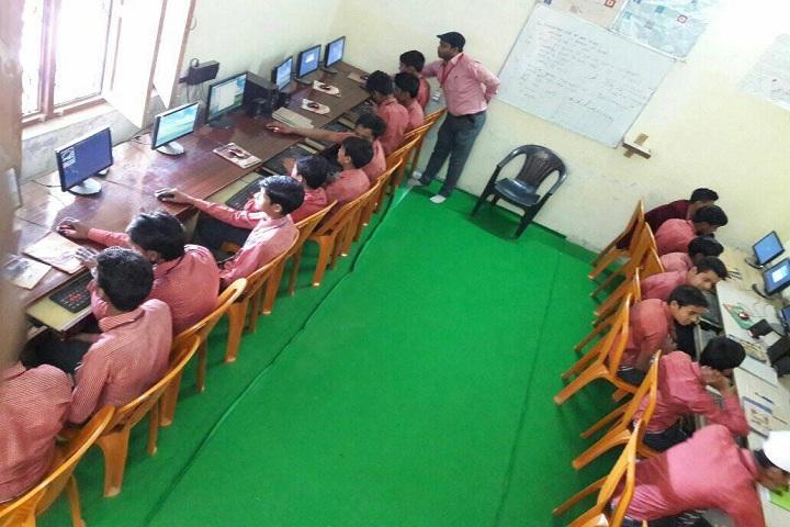 Anwar Public School-Computer Lab
