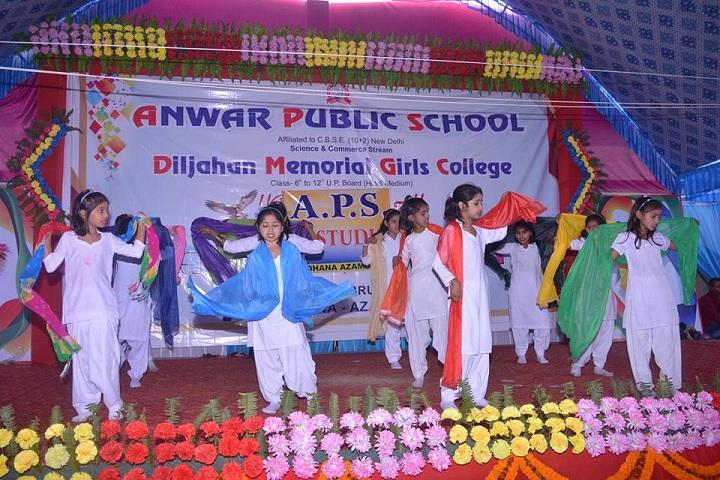 Anwar Public School-Dance