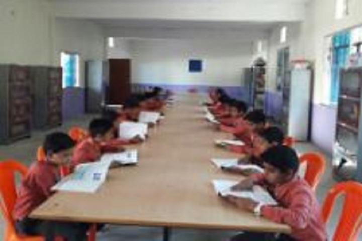 Anwar Public School-Library 1