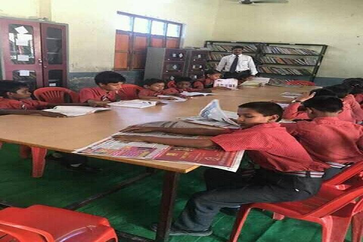Anwar Public School-Library