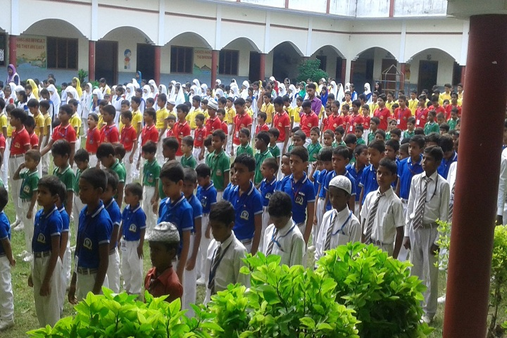 Anwar Public School-Morning Assembly