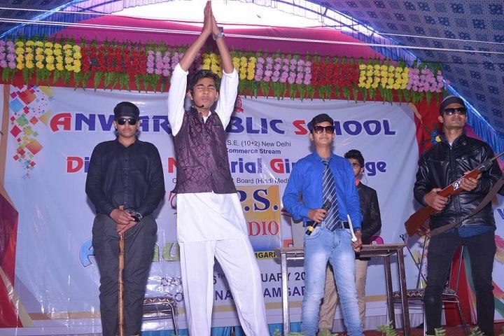Anwar Public School-Skit