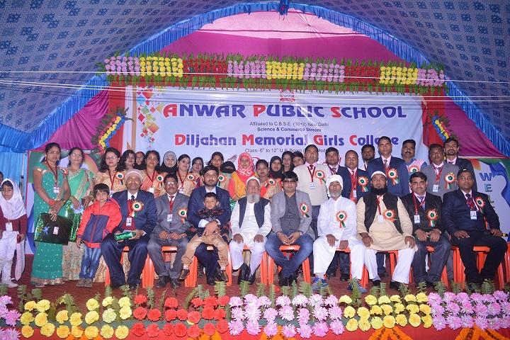 Anwar Public School-Staff