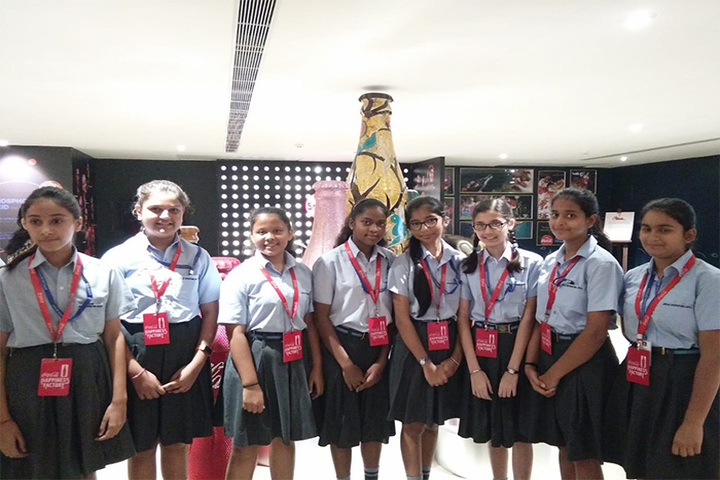 Apeejay International School- Co Co Cola Factory Visit