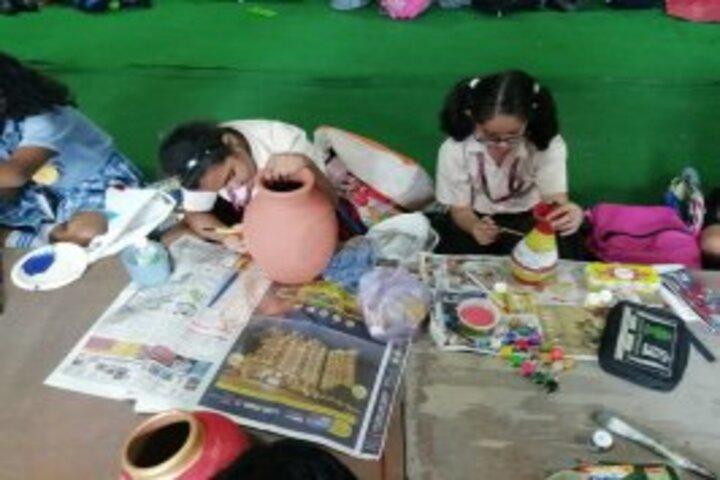 Apeejay School-Artroom