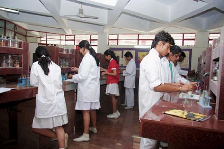 Apeejay School-Chemistry Lab