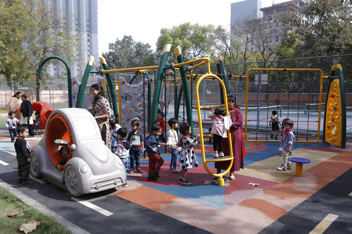 Apeejay School-Kindergarden
