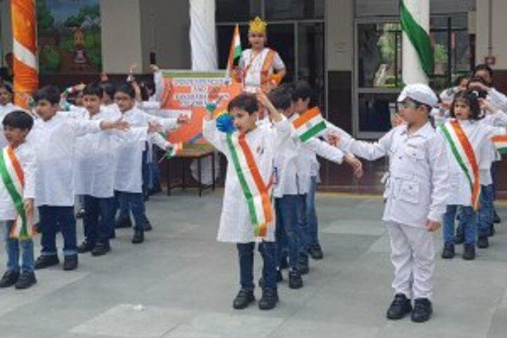 Apeejay School-Republic day Celebrations