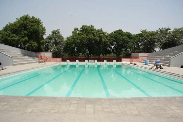 Apeejay School-Swimming Pool