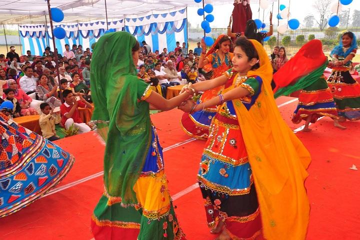 Apex International School-Dance Event