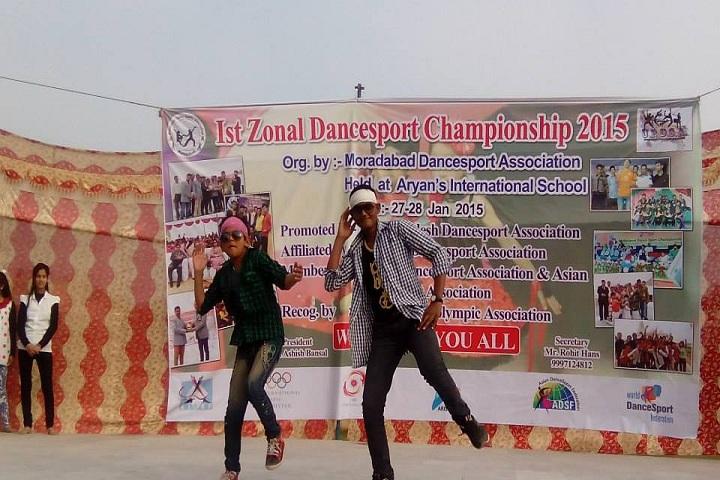 Apex International School-Dancesport Championship