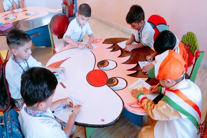 Aps International School-Activity 2