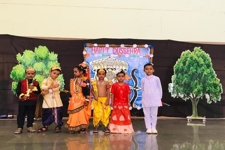 Aps International School-Festival Celebration