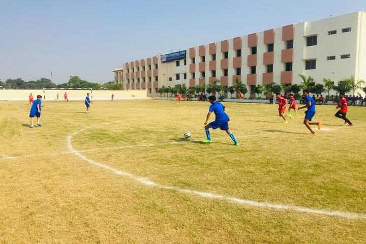 Aps International School-Sports