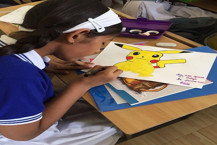 Aps International School-Activity