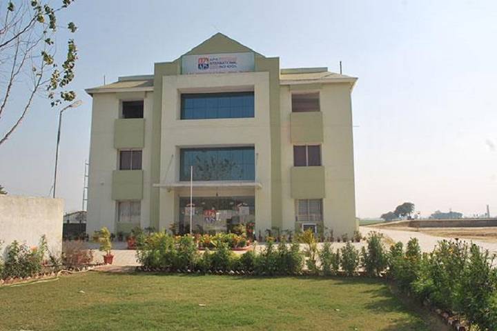 Aps International School-Campusview