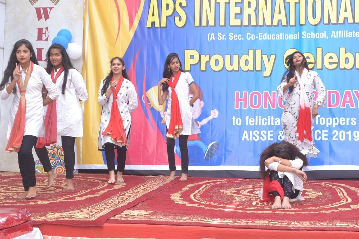 Aps International School-Events