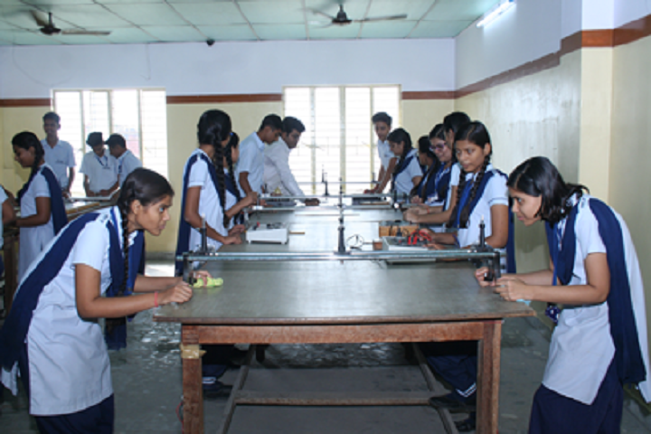 Archies Higher Secondary School-Physics Lab