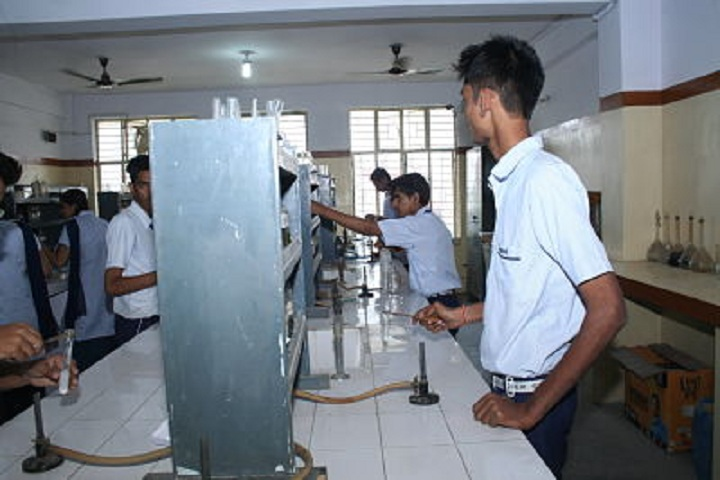 Archies Higher Secondary School-BioTechnology lab