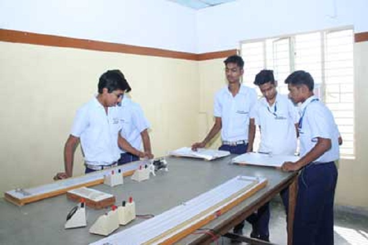 Archies Higher Secondary School-Math Lab