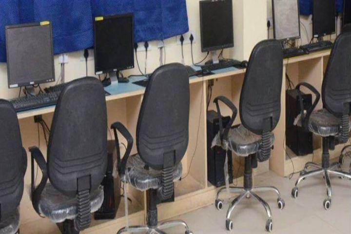 Archisha International School-Computer Lab