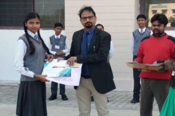 Archisha International School-Drawing Competition Winner