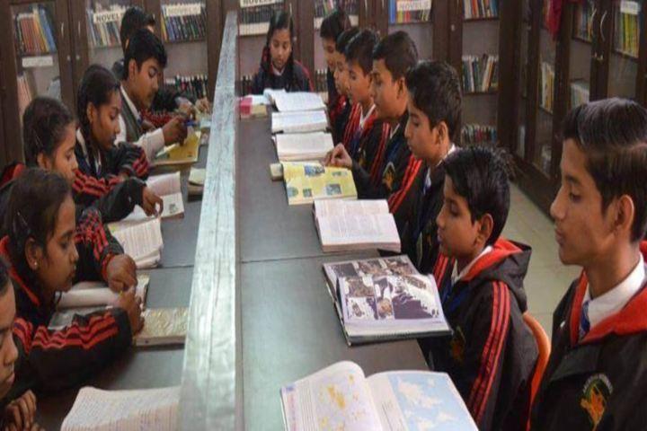 Archisha International School-Library