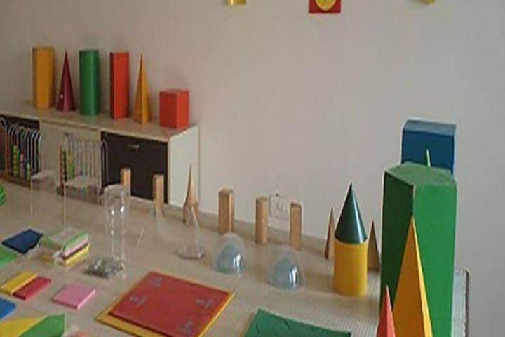 Archisha International School-Maths Lab