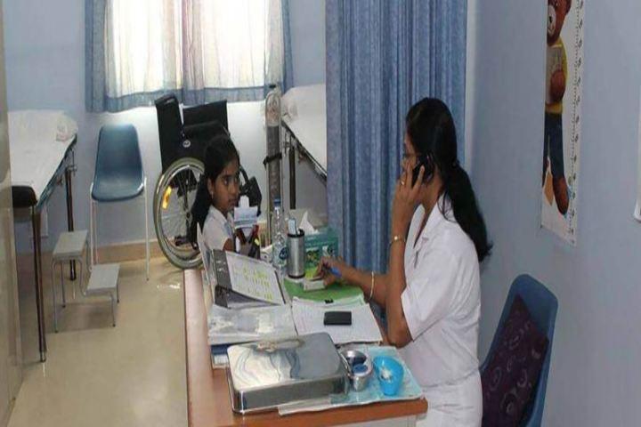 Archisha International School-Medical Facility