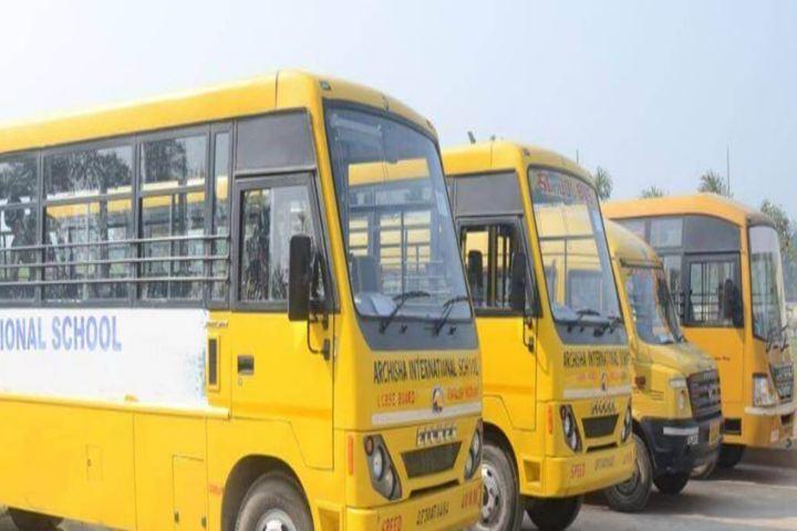 Archisha International School-Transport