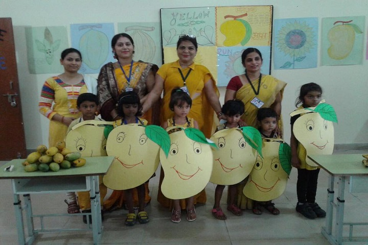 Archisha International School-Activity