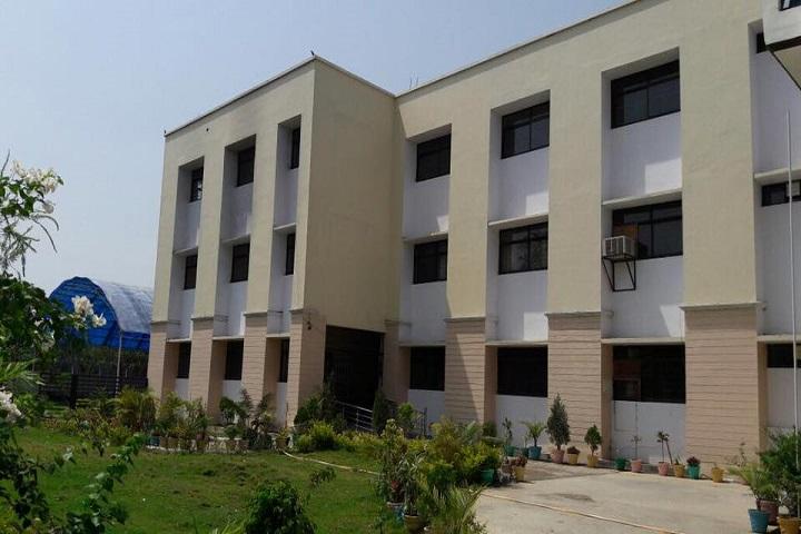 Archisha International School-Campus view
