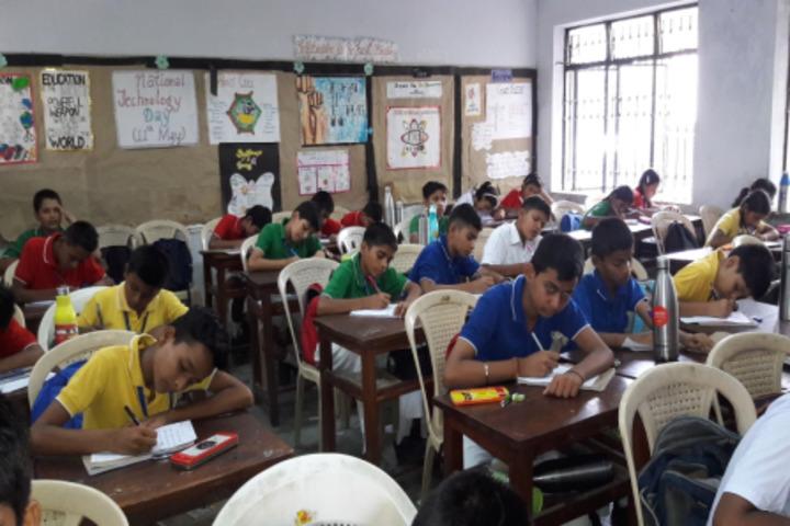 Army Public School-Classroom