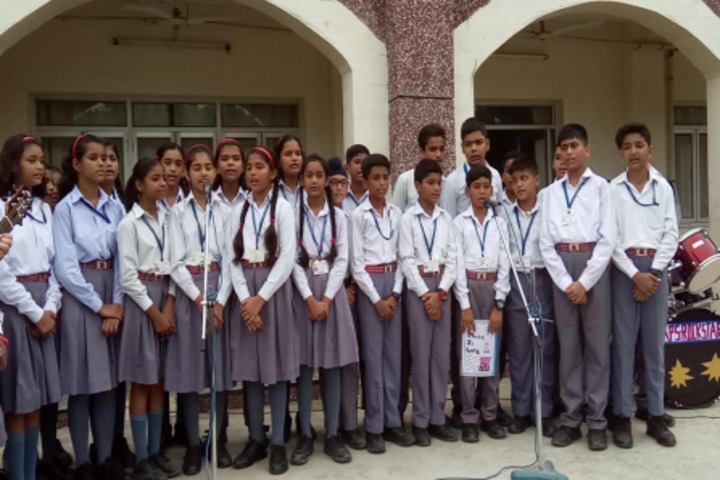 Army Public School-Group Song