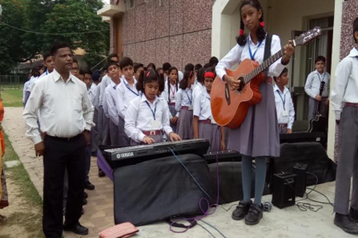 Army Public School-Music