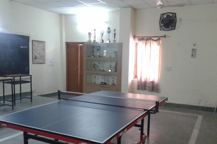 Army Public School-Indoor Games
