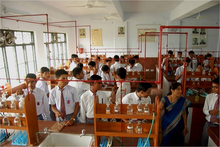 Army Public School-Chemistry Lab