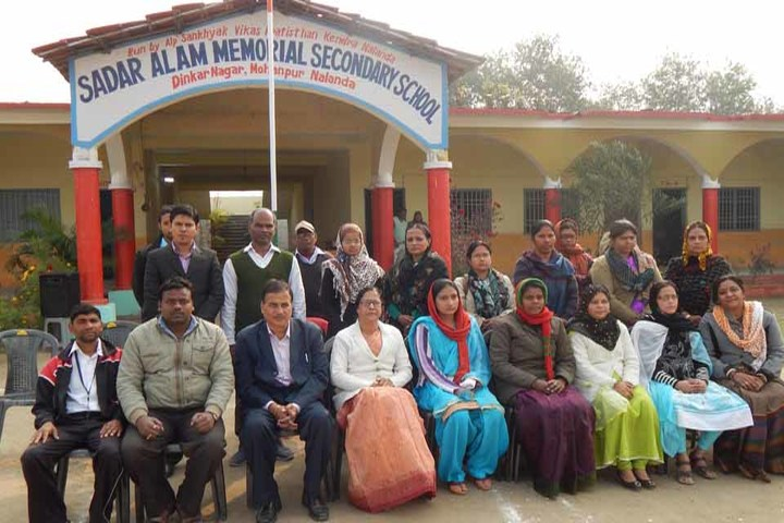 Sadar Alam Memorial Secondary School-Teachers