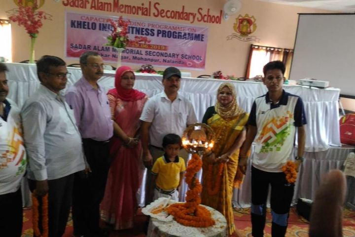 Sadar Alam Memorial Secondary School-Event