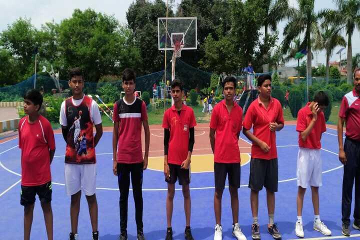Army Public School-Basket Ball Court