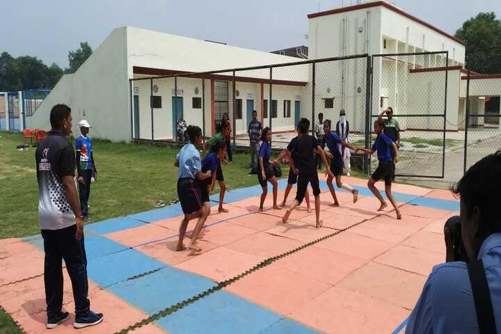 Army Public School-Spots Day