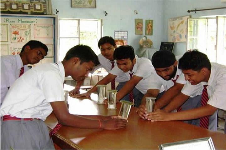 Army Public School-Biology-LAb